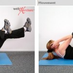Chiropractor Chippewa Falls shares intermediate level abdominal exercise.