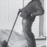 "chippewa chiropractor coins ""BBB"" and discusses healthy shoveling habits"